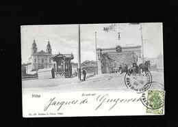 C.P.A. DE VILNA EN RUSSIE... - Russia