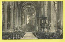 * Torhout - Thourout * (Nels, Maison Eug Taeckens) Intérieur De L'église, Binnenzicht Kerk, Church, Chaire De Vérité - Torhout