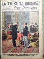 La Tribuna Illustrata 23 Dicembre 1900 Veterano Paccini Re Inverno Cina Savoia - Livres, BD, Revues