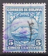 1930 BOLIVIA Mount Illimani - Bolivia