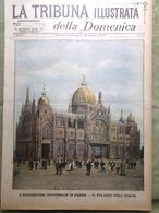 La Tribuna Illustrata 15 Aprile 1900 Pasqua Parigi Attentato Principe Del Galles - Livres, BD, Revues