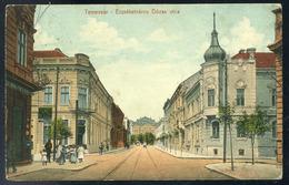 TEMESVÁR 1912. Régi Képeslap - Hungary