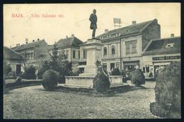 BAJA 1908. Régi Képeslap  /  BAJA 1908 Vintage Picture Postcard - Hongrie