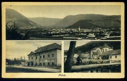 PELSŐC 1942. Régi Képeslap - Hongrie