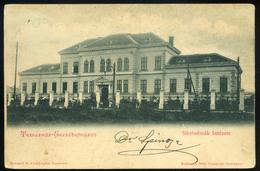 TEMESVÁR 1899. Régi Képeslap - Hungary