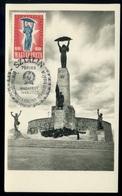 1949. Carte Maximum Ritka Képeslap - Briefe U. Dokumente