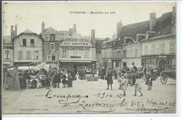 Vierzon-Marché Au Blé - Vierzon