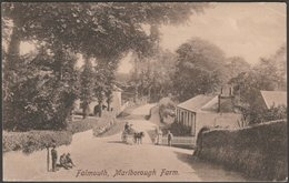 Marlborough Farm, Falmouth, Cornwall, C.1910 - Frith's Postcard - Falmouth