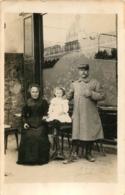 CARTE PHOTO  SOLDAT DU REGIMENT N°136 - Regiments