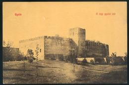 GYULA 1908. Vár, Régi Képeslap - Hungría