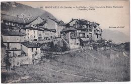 Montmélian - La Chaine - Vue Prise De La Route Nationale Chambéry-Italie - Montmelian
