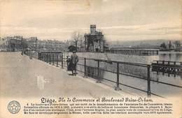 Liege Luik    Ile De Commerce Et Boulevard Frére-Orban     I 4919 - Liege