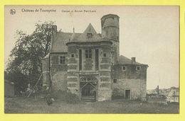* Courcelles (Hainaut - La Wallonie) * (Nels, Série B.P., Nr 1361 A) Chateau De Trazegnies, Donjon Et Pont Levis Kasteel - Courcelles