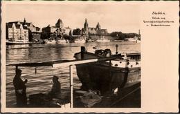 ! Alte Ansichtskarte Aus Stettin, Pommern, Hafen, Harbour, - Pommern