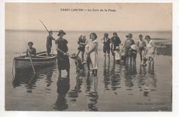 33.1122/ CASSY LANTON - Un Coin De La Plage - France