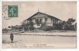 """33.1128/ ARCACHON - CAP FERRET - Villa """"les Pêcheurs"""" Quartier Bélisaire - Autres Communes"""