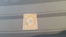 LOT 430807 TIMBRE DE FRANCE OBLITERE N°5 VALEUR 500 EUROS - 1849-1850 Ceres