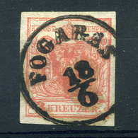 FOGARAS 1850. 3kr Szép Bélyegzés - 1850-1918 Imperium