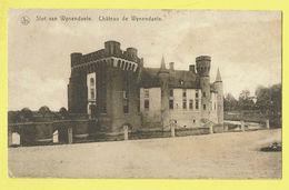 * Torhout - Thourout * (Nels, Samyn De Borghgrave) Slot Wijnendaele, Chateau De Wynendaele, Kasteel, Castle, Rare - Torhout