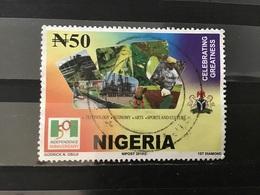 Nigeria - 50 Jaar Onafhankelijkheid (50) 2010 - Nigeria (1961-...)