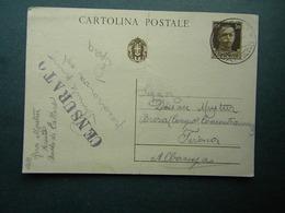 WW2 - ITALY OCCUPATION OF MONTENEGRO 1941- -PERASTO - CATTARO - Occupation 2ème Guerre Mond. (Italie)
