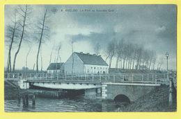 * Eecloo - Eeklo (Gent - Oost Vlaanderen) * (SBP, Nr 8) Le Pont Du Nouveau Quai, Canal, Bridge, Brug, Unique, TOP, Rare - Eeklo