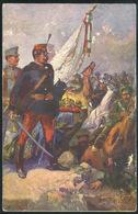 BUDAPEST 1923. Országos Tiszti Kaszinó Hangversenyműsor, Ritka Felülnyomott Régi Képeslap           ## - Non Classés