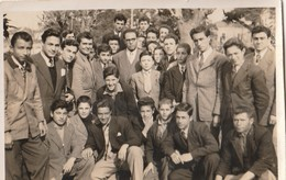 Photo - Turkey / Manisa - 1952: Education - Secondary School Students With History Teacher. - Turchia