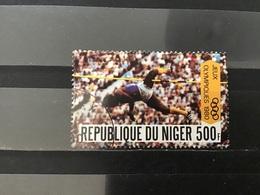 Niger - Olympische Spelen (500) 1980 - Nigeria (1961-...)