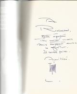 Dédicace De Tito Topin - Parfois Je Me Sens Comme Un Enfant Sans Mère - Books, Magazines, Comics