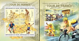 Niger 2013, Sport, Tour De France, 4val In BF +BF - Niger (1960-...)