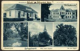 GYÖNGYÖSAPÁTI  1939.  Régi Képeslap       ##  /  GYÖNGYÖSAPÁTI 1939 Vintage Postcard - Hongrie
