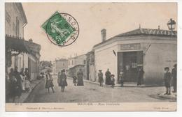 33.1135/ BRUGES - Rue Centrale - France