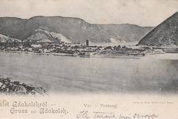 Var Festung Gruss Aus Adakaleh 1904 (LOT AE 25) - Roumanie