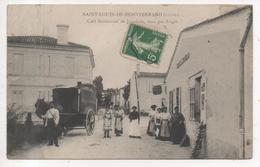 33.1138/ ST LOUIS DE MONTFERRAND - Café Restaurant De Jourdane,tenu Par Angle - France