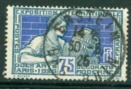 Yvert N°214 Oblitérés Cote / 2,75 Euro  - Az4218 - Frankreich