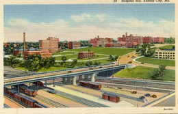 KANSAS CITY(GARE) TRAIN(ETATS UNIS) - Kansas City – Kansas