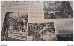 1899 L'ATHLÉTISME FORAIN - RALLIE PAPIERS À FONTAINBLEAU - GRANDE SEMAINE HIPPIQUE - YACHT DE MILLIONNAIRE - Journaux - Quotidiens