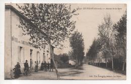 33.1140/ LE NIZAN - Avenue De La Gare - France