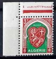 ALGERIE - N° 261 - Neuf SANS Charnières ** / MNH (coin De Feuille) - Algeria (1924-1962)
