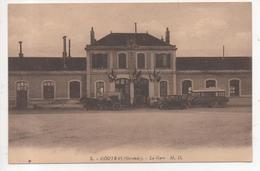 33.1141/ COUTRAS - La Gare - France