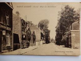 Saint André Lez Lille Rue De Messines - Autres Communes