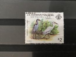 Seychellen - Reigers (2) 1990 - Seychellen (1976-...)