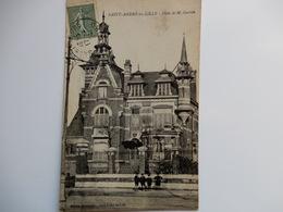 Saint André Lez Lille Villa Guerin - Autres Communes