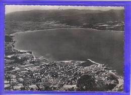 Carte Postale 83. Saint-Tropez  Vue D'avion    Très Beau Plan - Saint-Tropez