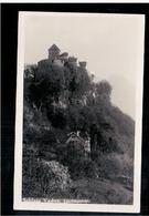 LIECHTENSTEIN Schloss Vaduz Ca 1930 OLD PHOTO POSTCARD 2 Scans - Liechtenstein
