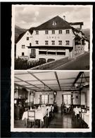 LIECHTENSTEIN Vaduz Hotel Löwen Ca 1930 OLD PHOTO POSTCARD 2 Scans - Liechtenstein