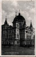! Alte Ansichtskarte Aus Lodsch, Lodz, Trinitatis Kirche, Church, Eglise, Polen, Poland, Pologne, 1940 - Pologne