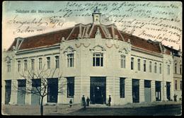 SZERDAHELY 1908. Régi Képeslap - Ungheria