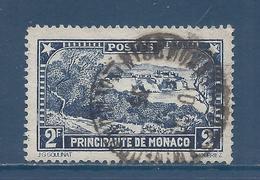 Monaco - YT N° 129 - Oblitéré - 1933 à 1937 - Usati